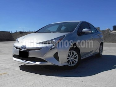 Foto venta Auto usado Toyota Prius BASE (2016) color Plata Metalico precio $278,000