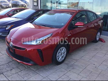 Toyota Prius BASE usado (2019) color Rojo precio $375,000