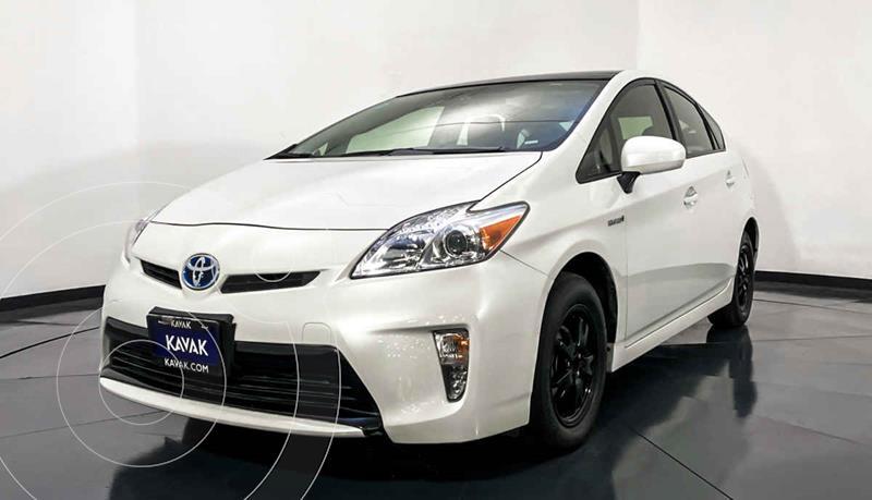 Toyota Prius Premium SR usado (2015) color Blanco precio $239,999