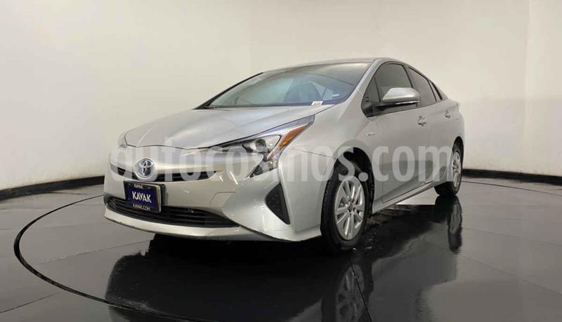 Toyota Prius BASE usado (2016) color Gris precio $259,999