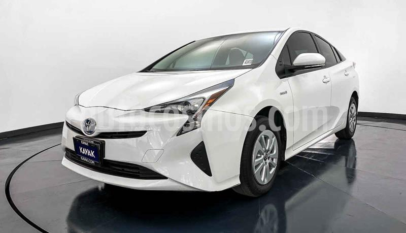 Toyota Prius BASE usado (2016) color Blanco precio $292,999
