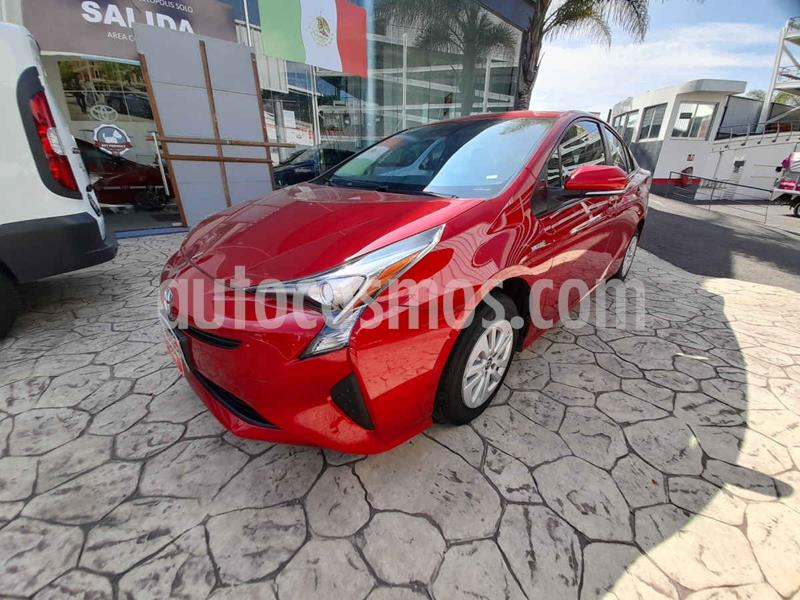 Toyota Prius Premium SR usado (2017) color Rojo precio $315,000