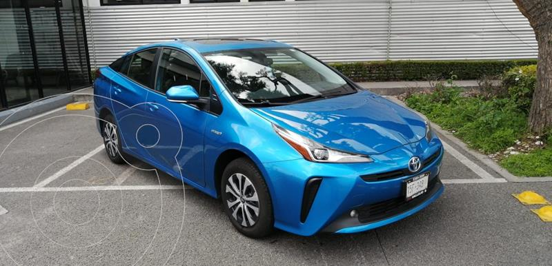 Foto Toyota Prius Premium usado (2020) color Azul precio $450,000