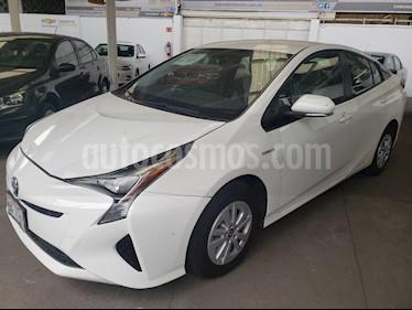 Toyota Prius BASE usado (2016) color Blanco precio $243,000