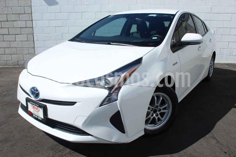 Toyota Prius Premium SR usado (2016) color Blanco precio $259,000