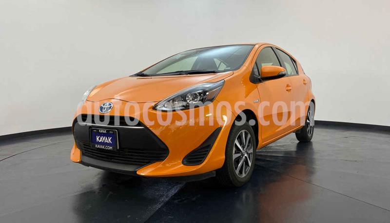 Toyota Prius 1.5L usado (2019) color Naranja precio $304,999