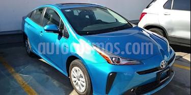 Toyota Prius Premium usado (2019) color Azul precio $427,000