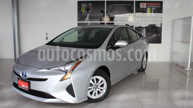 Toyota Prius BASE usado (2016) color Plata precio $235,000