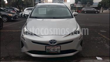 Toyota Prius BASE usado (2017) color Plata precio $265,000