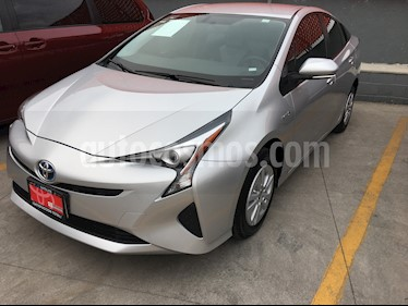 Toyota Prius BASE usado (2016) color Plata Metalico precio $259,000