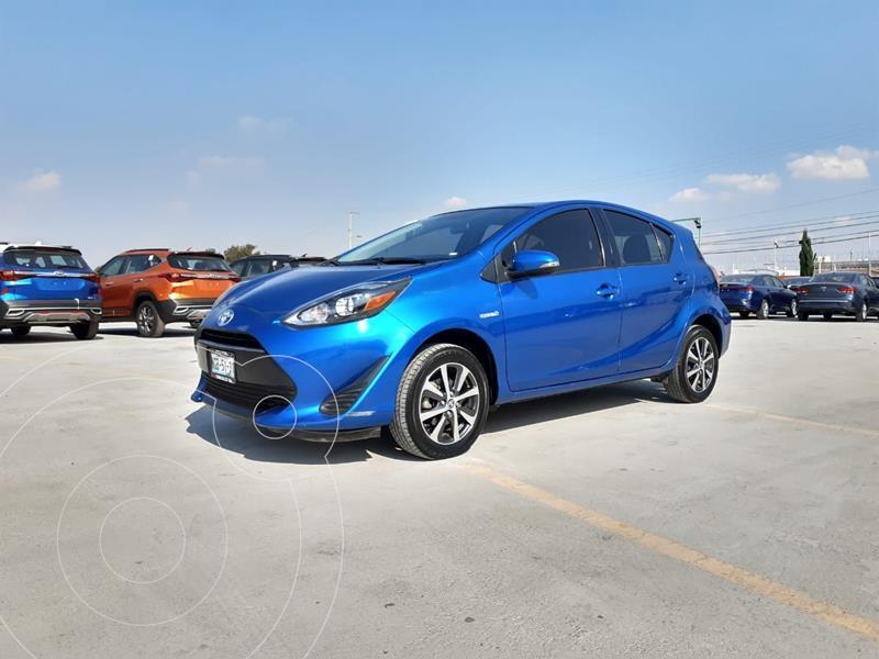 Toyota Prius Premium usado (2018) color Azul precio $269,500