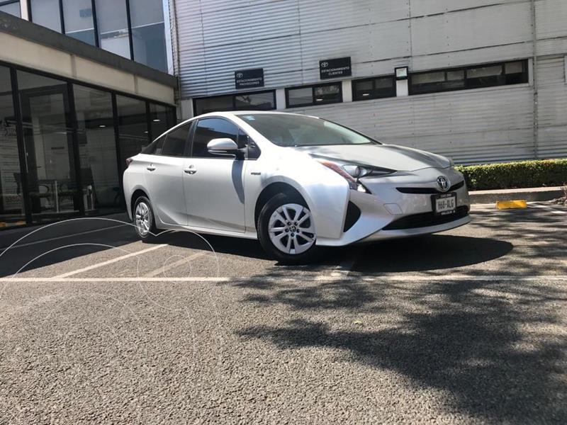 Foto Toyota Prius BASE usado (2016) color Plata Dorado precio $253,000
