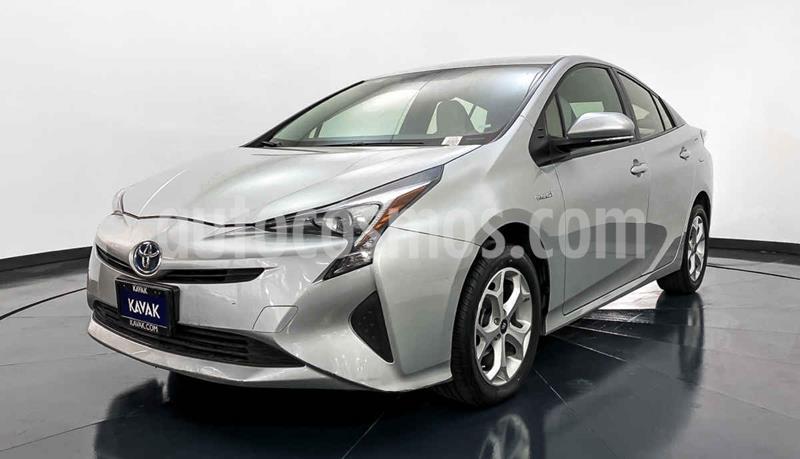 Toyota Prius Premium SR usado (2016) color Gris precio $272,999