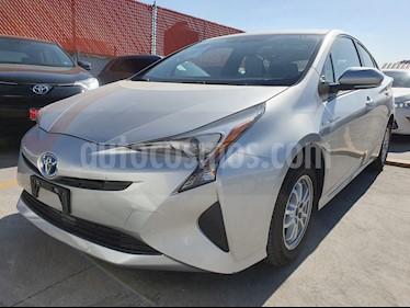 Toyota Prius Premium usado (2017) color Plata Metalico precio $299,000