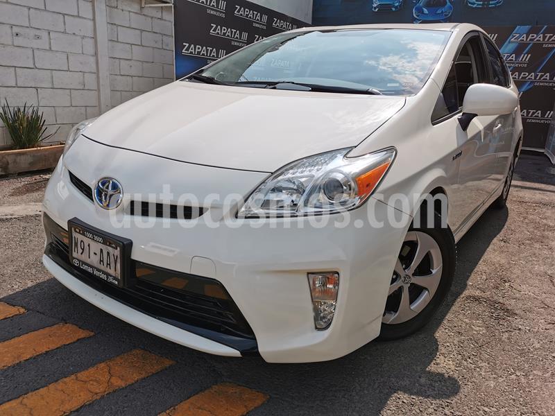 Foto Toyota Prius BASE usado (2015) color Blanco precio $190,000