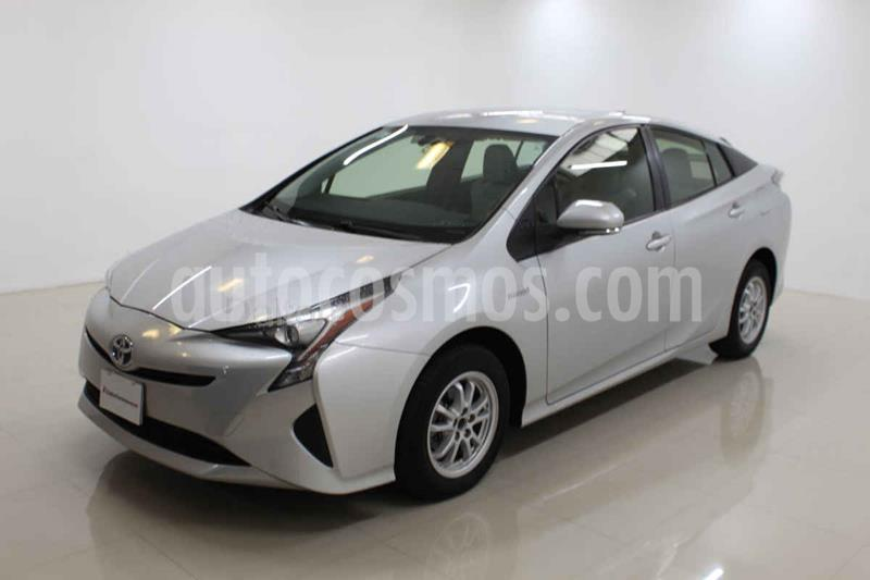 Toyota Prius BASE usado (2016) color Plata precio $208,000