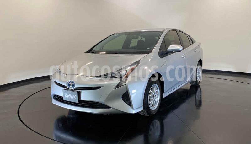 Toyota Prius BASE usado (2016) color Plata precio $292,999