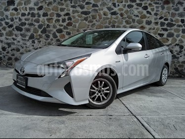 Toyota Prius Premium usado (2017) color Plata precio $290,000