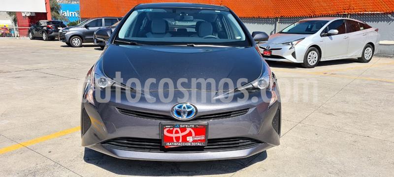 Toyota Prius BASE usado (2016) color Gris precio $305,000