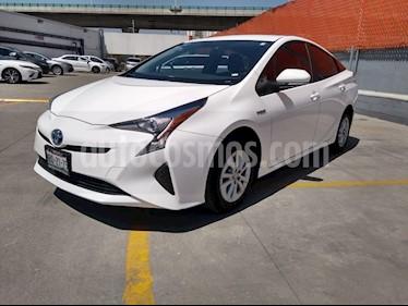 Toyota Prius BASE usado (2017) color Blanco Perla precio $299,000