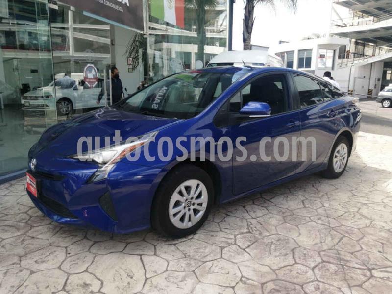 Toyota Prius Premium SR usado (2017) color Azul precio $315,000