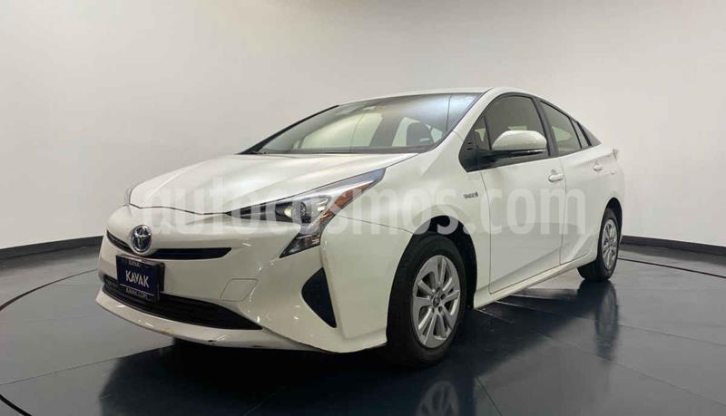 Toyota Prius BASE usado (2016) color Blanco precio $257,999