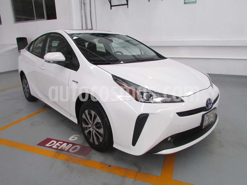 Toyota Prius Premium usado (2020) color Blanco precio $430,000