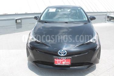 Toyota Prius Premium usado (2017) color Negro precio $325,000
