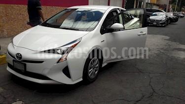 Toyota Prius BASE usado (2017) color Blanco Perla precio $280,000