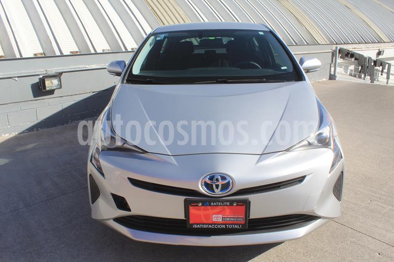 Toyota Prius BASE usado (2017) color Plata Metalico precio $288,000