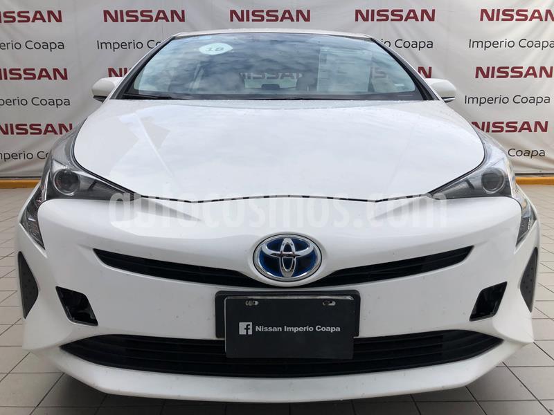Toyota Prius Premium usado (2018) color Blanco precio $299,000