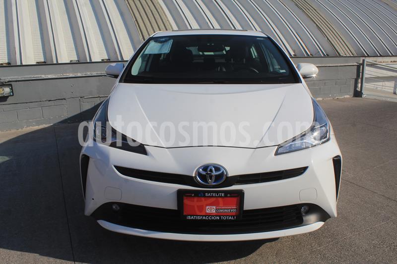 Toyota Prius BASE usado (2017) color Blanco precio $299,000