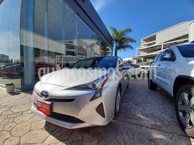 Toyota Prius BASE usado (2017) color Plata precio $298,000