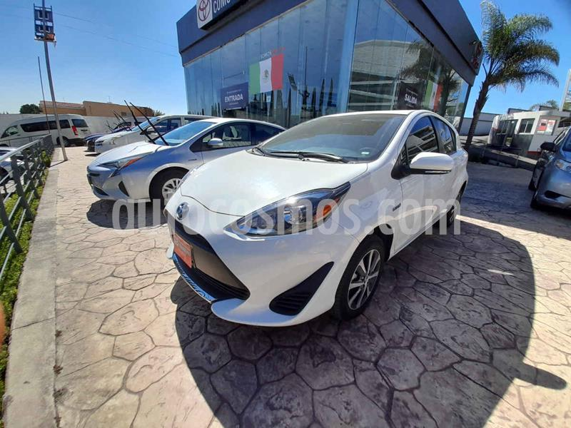 Toyota Prius Version usado (2020) color Blanco precio $298,000