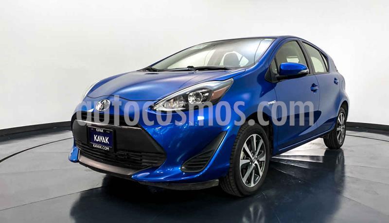 Toyota Prius 1.5L usado (2018) color Azul precio $294,999