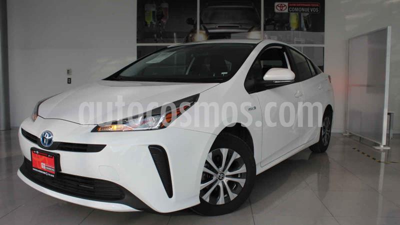 Toyota Prius BASE usado (2020) color Blanco precio $375,000