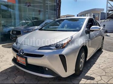 Toyota Prius 5p Premium CVT usado (2019) color Plata precio $415,000