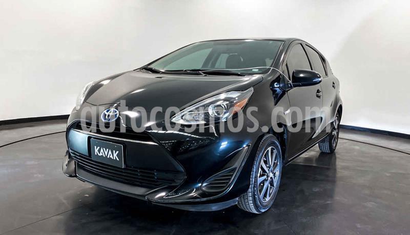 Toyota Prius 1.5L usado (2018) color Negro precio $294,999