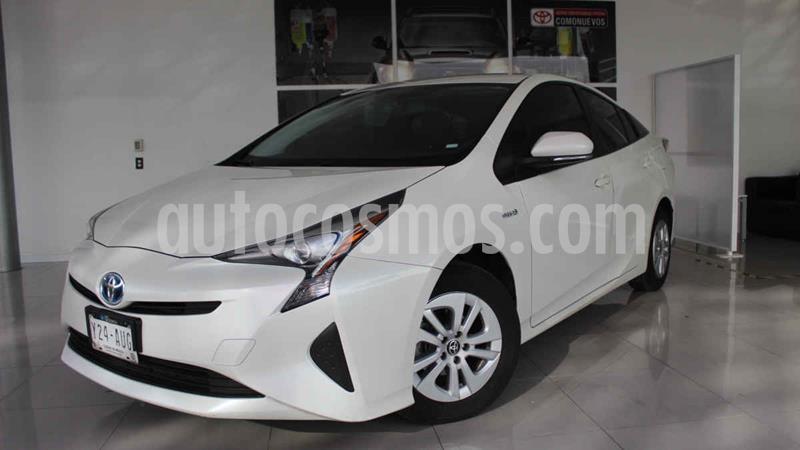 Toyota Prius Premium SR usado (2017) color Blanco precio $305,000