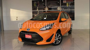 Toyota Prius 1.5L usado (2019) color Naranja precio $310,000