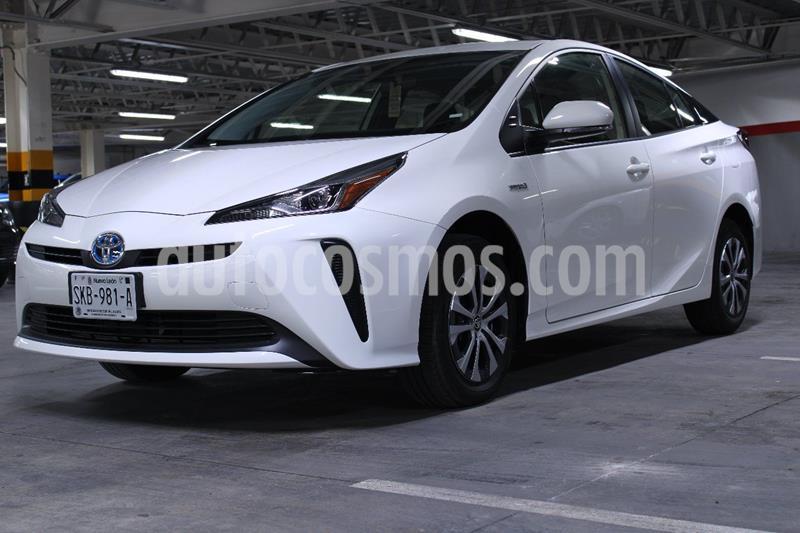 Toyota Prius 1.8L CVT usado (2020) color Blanco precio $375,000