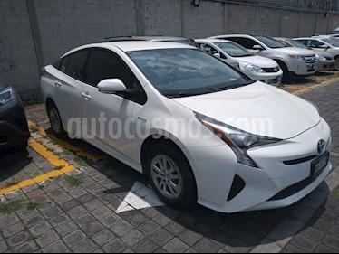 Toyota Prius BASE usado (2016) color Blanco precio $245,000