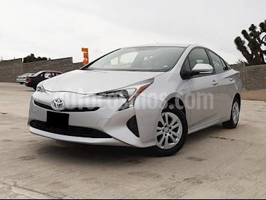 Foto Toyota Prius BASE usado (2016) color Plata Metalico precio $280,000