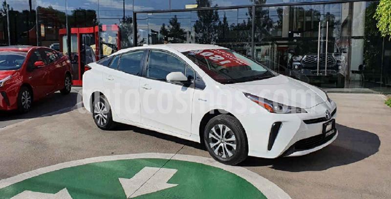 Toyota Prius BASE usado (2020) color Blanco precio $377,000