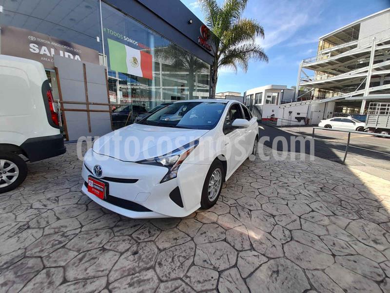 Toyota Prius BASE usado (2017) color Blanco precio $298,000