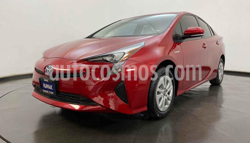 Toyota Prius BASE usado (2017) color Rojo precio $319,999