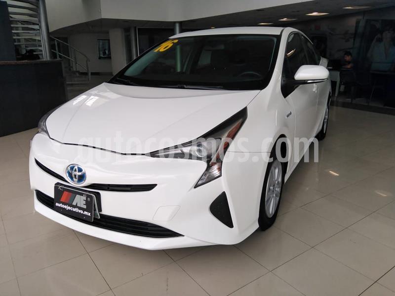 Toyota Prius BASE usado (2016) color Blanco precio $249,900