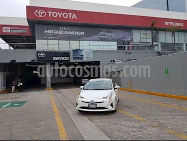 Toyota Prius Premium usado (2017) color Blanco precio $306,000