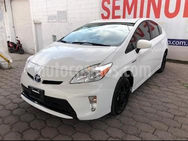 Toyota Prius 5P BASE HIBRIDO L4/1.8 AUT usado (2015) color Blanco precio $204,000