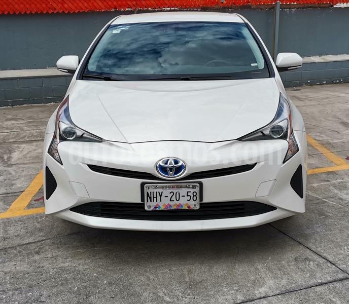 Foto Toyota Prius Premium usado (2018) color Blanco precio $375,000